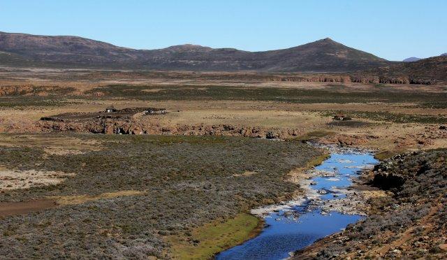 lesotho creek