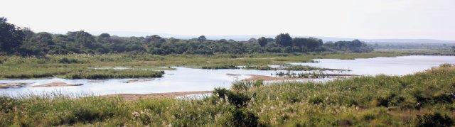 Sabie River Kruger SA