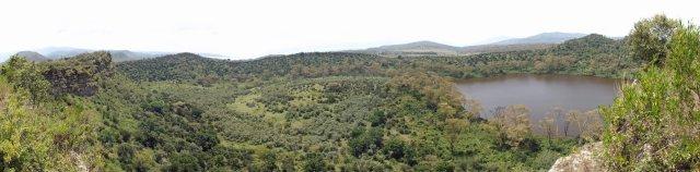 Kenya Crater