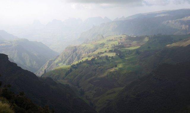 Simien Mountains 1